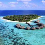 Las Maldivas, islas de coral