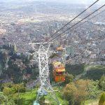 El Cerro de Montserrate en Bogotá
