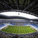 El Estadio BBVA de Monterrey