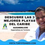 Descubre las 3 Mejores Playas del Caribe