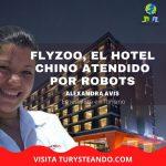 FlyZoo, el hotel chino atendido por robots